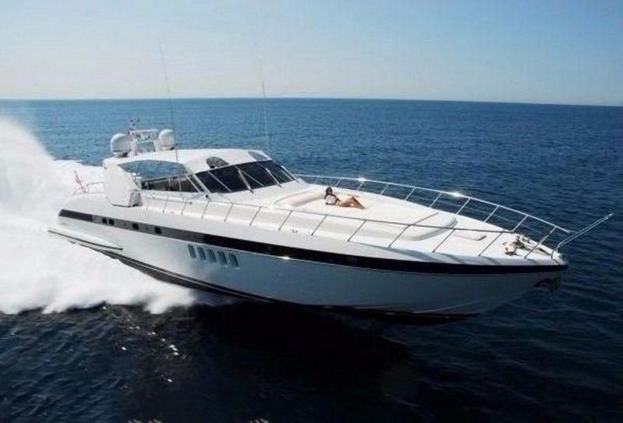 25.00m (82′) 1999 OVERMARINE GROUP