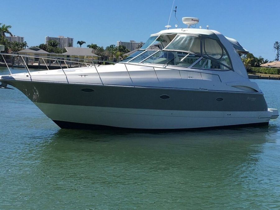 SOLD! 40′ 2″ (12.24m) 2003 CRUISERS