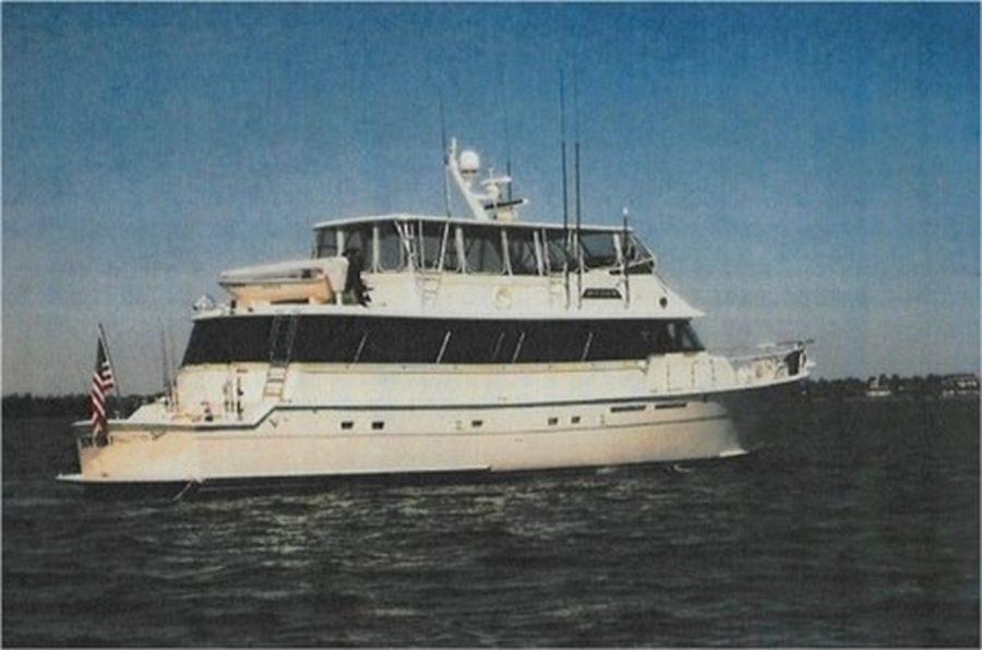 80′ (24.38m) 1985 HATTERAS