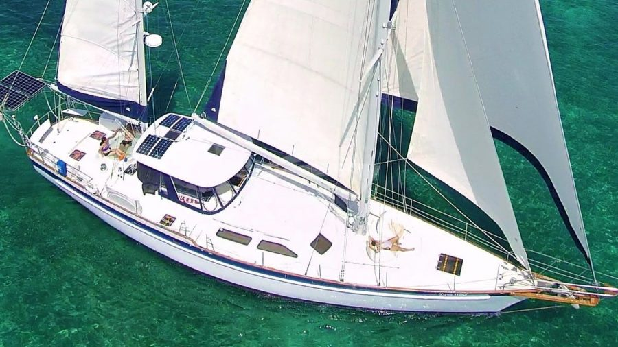 Irwin Yachts 72ft / 21.9m GYPSY WIND
