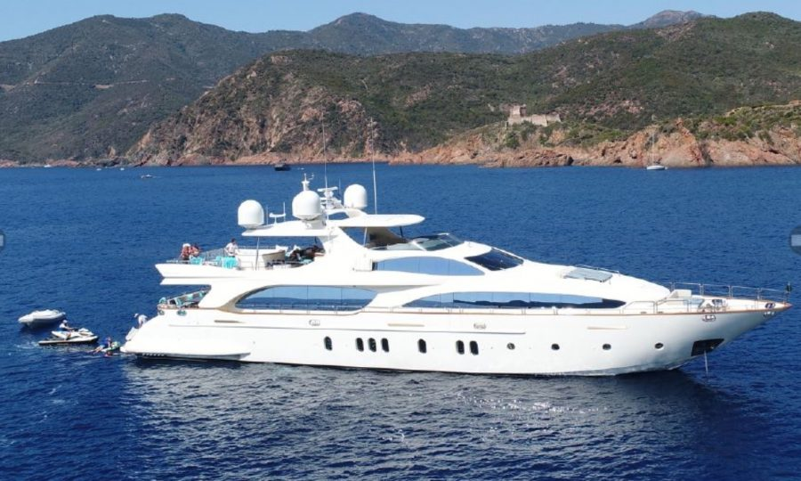 Azimut 116 Now Available