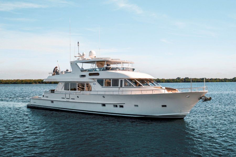 Major Price Reduction | 92′ 2007 PARAGON MOTOR YACHTS