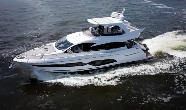 66′ Sunseeker Manhattan